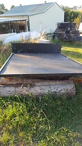 Steel single cab tray Woori Yallock Yarra Ranges Preview