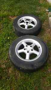 VR -VN Commodore wheels 15 inch South Bathurst Bathurst City Preview