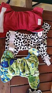 3 cloth nappies Annandale Townsville City Preview