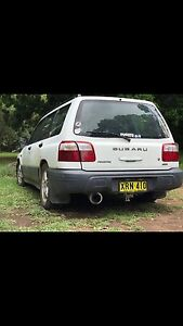 Subaru Forester Mullumbimby Byron Area Preview