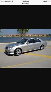Parting out 2003 MERCEDES BENZ CL & S 55 AMG