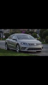 2015 Volkswagen CC, pristine, 34000 kms ,loaded!