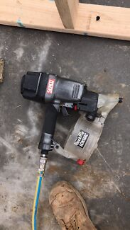 Wanted: Coil nailer