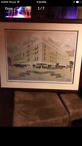 Maple Leaf Gardens Framed Print