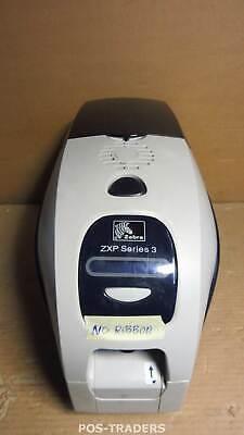 Zebra Z32-0M0C0000EM00 ZXP3 dual sided 12 dots/mm 300 dpi Card Printer NO RIBBON