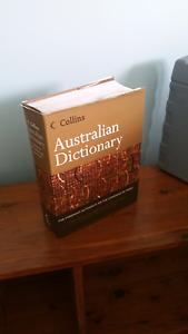 GIANT Collins Australian Dictionary Golden Beach Caloundra Area Preview