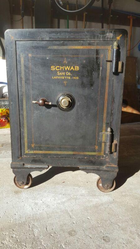 Antique Schwab Safe ca. 1900