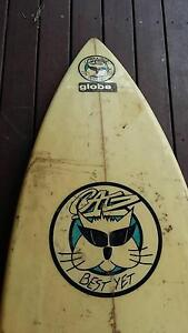 pre-owned 3fin surfbord Bayview Pittwater Area Preview