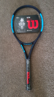 Wilson Ultra 100 CV performance tennis racquet