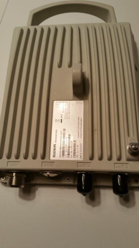 Radwin 5000 HBS 5800 F58 FCC Ext
