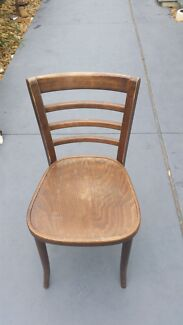 REDUCED MUST GO THIS WEEK!! JAMES RICHARDSON CAFE CHAIRS Reservoir Darebin Area Preview