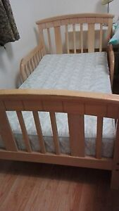 Only for $80 toddler bed with mttress