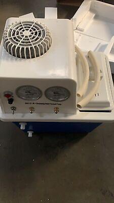 Used 15l Circulating Water Vacuum Pump Water Jet Aspirator Lab Chemistry Machine