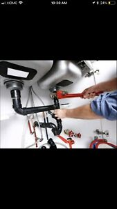 PROFESSIONAL PLUMBER - GREAT RATES - SAME DAY SERVICE