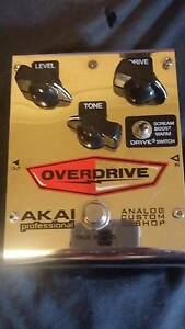 Overdrive pedals Acacia Gardens Blacktown Area Preview