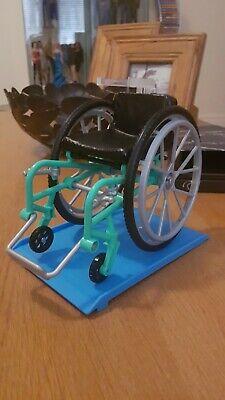 Barbie Fashionista Ken Wheelchair and Ramp