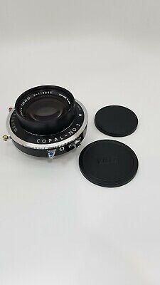 Yamasaki Commercial-Congo 250mm f4.7 copal no.3