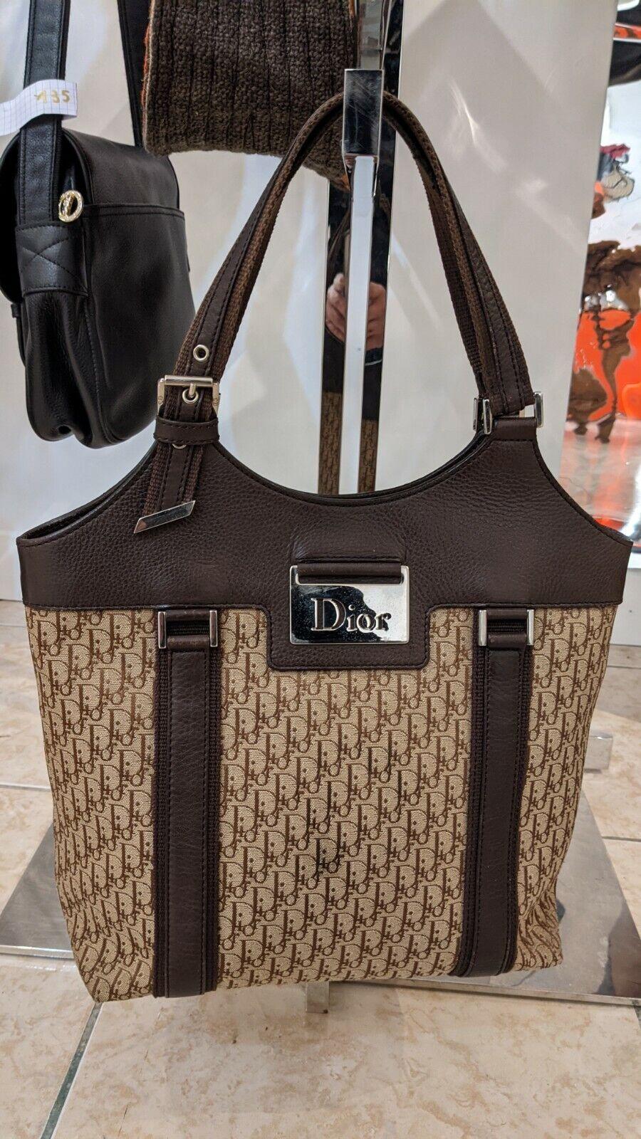 Christian dior, sac, bag, vintage