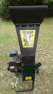 Masport 3.5 hp Chipper Shredder Mirboo North South Gippsland Preview