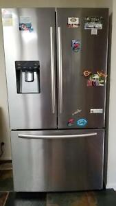 S.S. Hisense Refrigerator