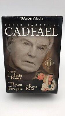 Cadfael Series 3 DVD