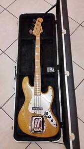 1976 GRECO JAZZ BASS NATURAL w/HSC SEYMOUR DUNCAN BASSLINES MM Newcastle Newcastle Area Preview