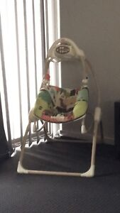 fisher price baby swing Craigieburn Hume Area Preview