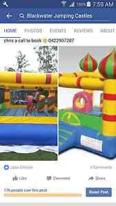 Jumping castle business for sale Blackwater Central Highlands Preview