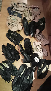 DANCE SHOES GALORE! BALLET JAZZ TAP Kingsley Joondalup Area Preview