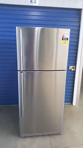 Large Samsung Fridge Freezer Stainless Steel ( 431 litres ) Cranbourne Casey Area Preview