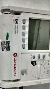 coherent laser power energy meter  MODEL # 3 SIGMA USED