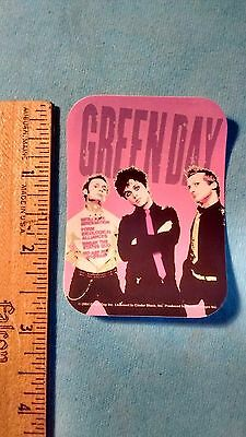 Green Day Pink Group PAPER MINI 2 x 2.75 inch Sticker