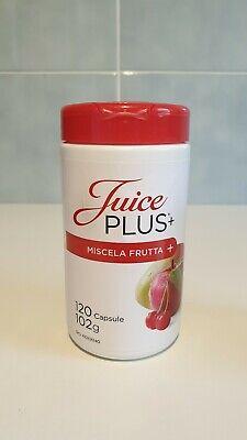 Juice Plus Capsule Frutta x 120 pz scad. 12/2021 sigillate