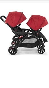 SELLING CONTOURS OPTIONS DOUBLE STROLLER