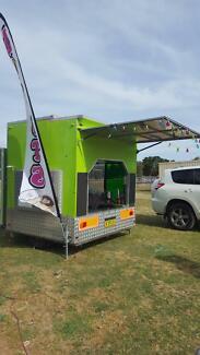 Donut, Slushy, Mobile Food Trailer/Van for sale Wagga Wagga Wagga Wagga City Preview
