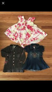 3T Girls Dresses