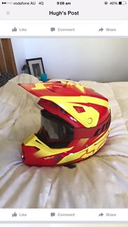 Brand New- Size M. V2 Fox Helmet $200. Port Noarlunga Morphett Vale Area Preview