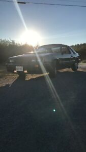 82 5.0 foxbody with a 85 h.o mild built motor
