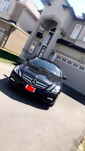 2011 Mercedes Benz black E350 coupe AMG FULLY LOADED