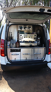 Coffee Van and 100 cups/day site for sale Penrith Penrith Area Preview