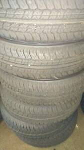 225/70R17 DUNLOP AT20 OE TYRES Kedron Brisbane North East Preview