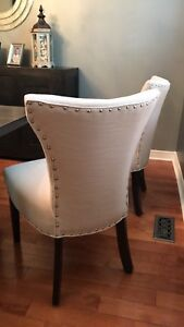 Ivory Parsons Chairs