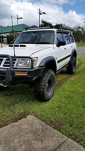 2004 Nissan Patrol Holmesville Lake Macquarie Area Preview
