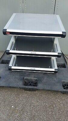 Hatco Glo-ray 2 Tier Display Nsf Warmer Self Serve Display