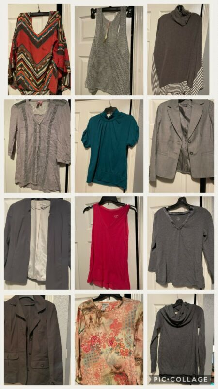 Womens Clothing Size Small-24 Items