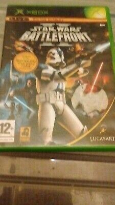 STAR WARS BATTLEFRONT 2 for xbox original FAST post