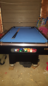 7ft Sportslife LED Pool table Bligh Park Hawkesbury Area Preview