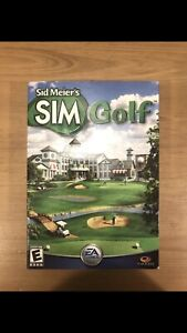 SIM Golf Game
