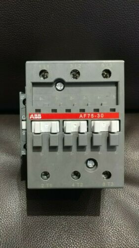 ABB AF75-30-11-70 AC DC Contactor 3 Phase Motor Controller
