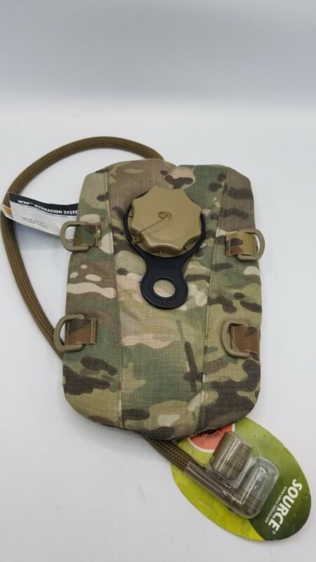 Multicam Eagle Industries 50oz Hydration Carrier Compact FR w/ Source Bladder